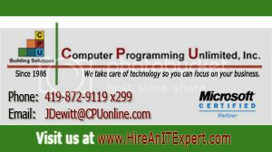 Computer Programming Unlimited