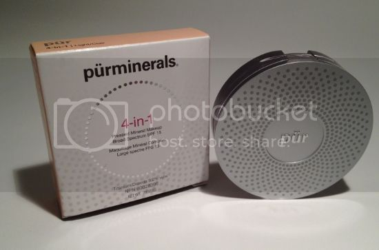 Pur Minerals 4-in-1 Pressed Mineral Foundation Review &#038; Photos