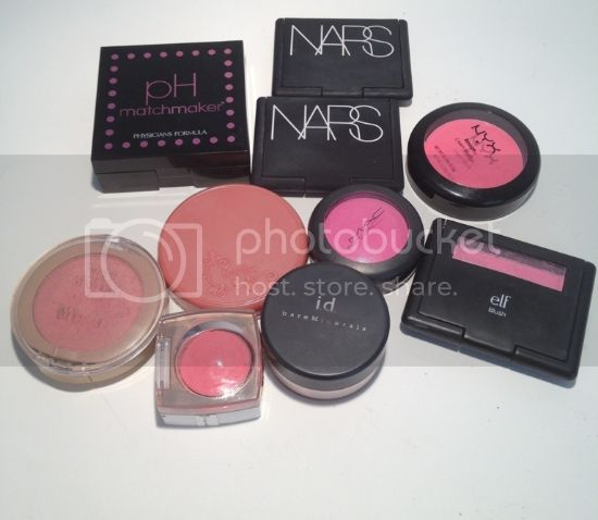 10 Must Have Blushes for Spring 2013