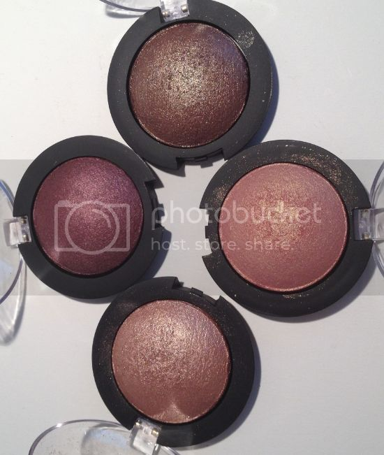 e.l.f. Baked Eyeshadow Review, Swatches &#038; Photos