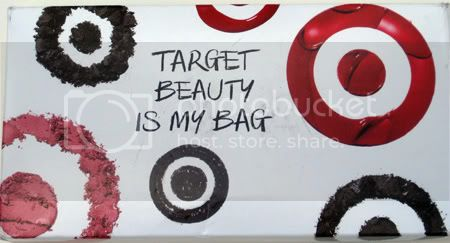 Target Beauty is my bag
