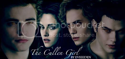 The Cullen Girl Banner